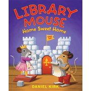 Library Mouse : Home Sweet Home