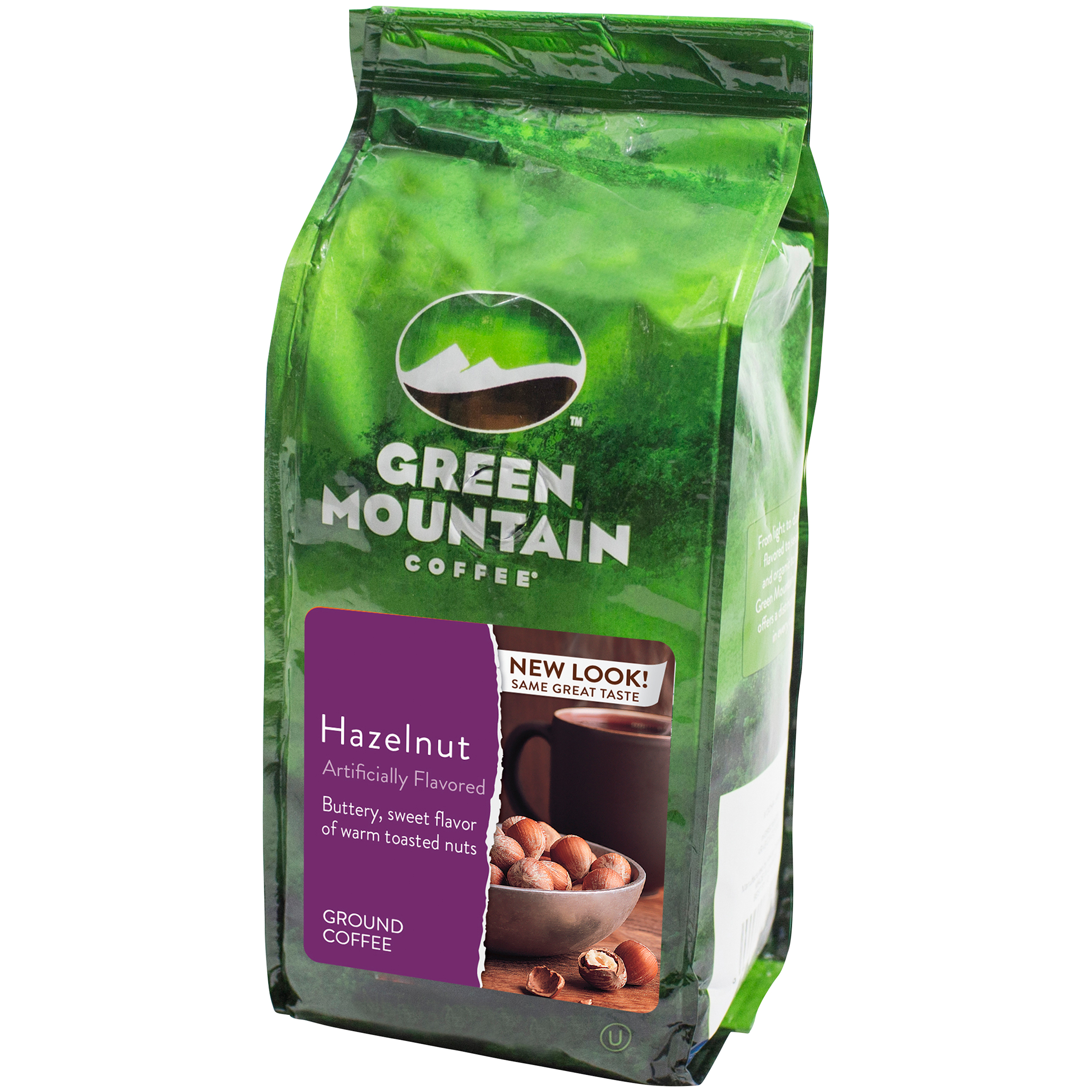 Green Mountain Hazelnut Ground Coffee 12oz
