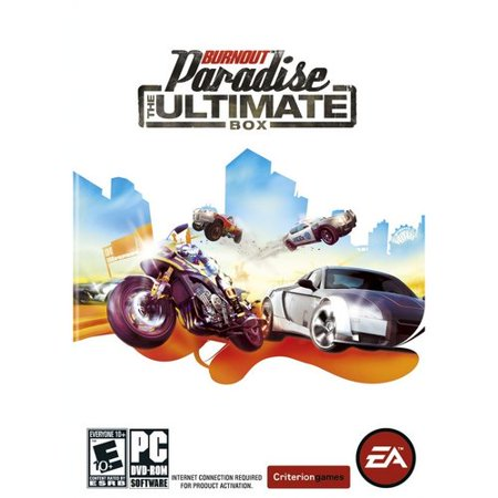 I Luv Halloween Ultimate Twisted Edition (Electronic Arts Burnout Paradise Ultimate)