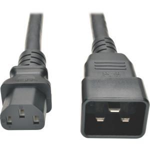 Click here to buy Tripp Lite P032-003 Heavy Duty Power Extension Cord 3 ft For PDU Computer, Server, UPS, Network Device 120 V AC, 230 V... by Tripp Lite.