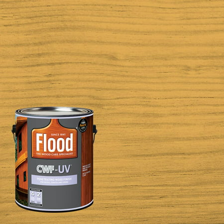 All Natural Finish Solid Wood (Flood CWF-UV Penetrating Wood Finish)