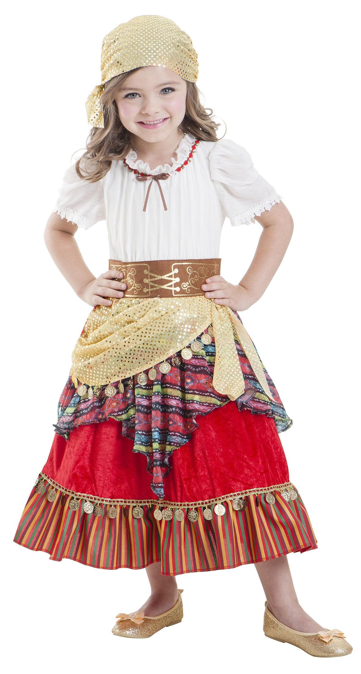 Halloween Girls Gypsy Cutie S