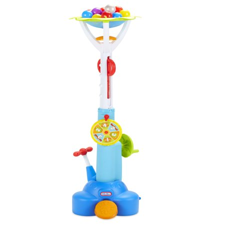 Little Tikes Fun Zone Pop n Splash Surprise Game for Kids + Balls