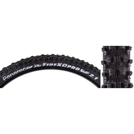 TIRES PAN FIRE XC PRO 26x2.1 WIRE BK/BK
