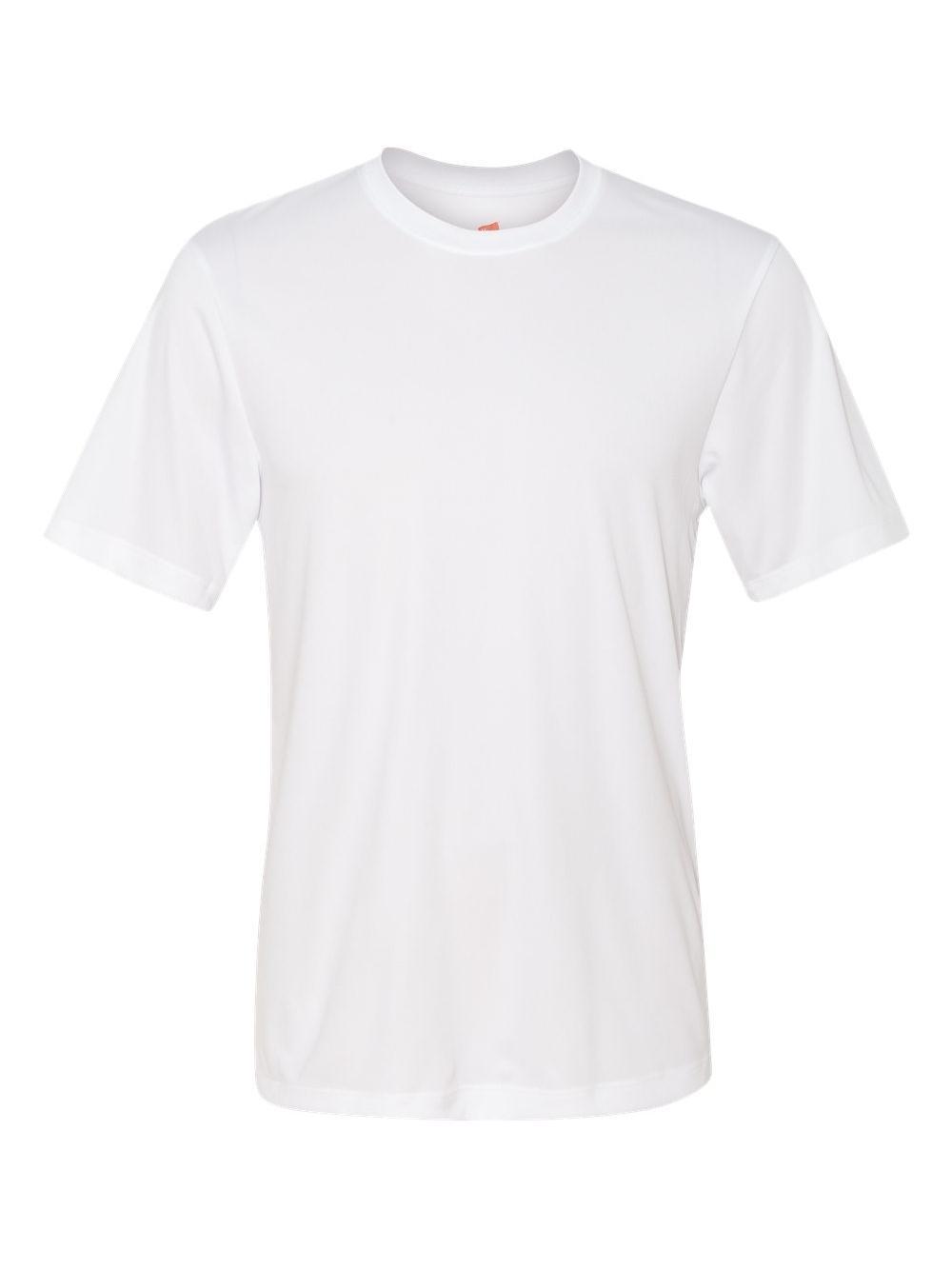 Hanes T-Shirts Cool Dri Performance Short Sleeve T-Shirt