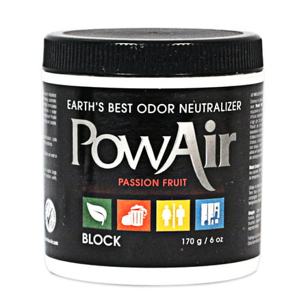 Earth's Best Odor Neutralizer PowAir Passion Fruit