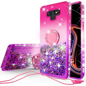 Liquid Glitter Quicksand Silicone Case