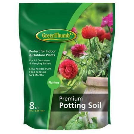 Scotts organic group 72478870 premium potting soil 8 qt for Potting soil clearance