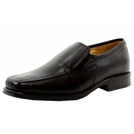 Giorgio Brutini Men's Lincoln Black Slip On Loafers Shoes Sz: 8.5 ()