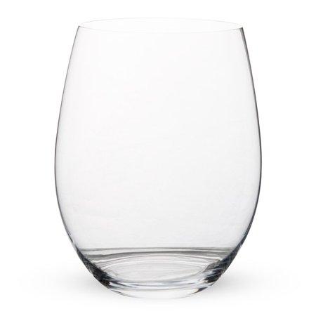 f17a449e904 Riedel O Cabernet & Merlot Stemless Wine Glasses - 21 1/8 oz - Set of 8 -  Walmart.com