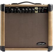 Best Acoustic Amps - Stagg 20 AA R USA Spring Reverb Acoustic Review