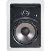 NXG Onyx Series 6.5 in. 120-Watt 2-Way In-Wall Speaker System With Pivoting Dome Tweeter NX-W6.2-X