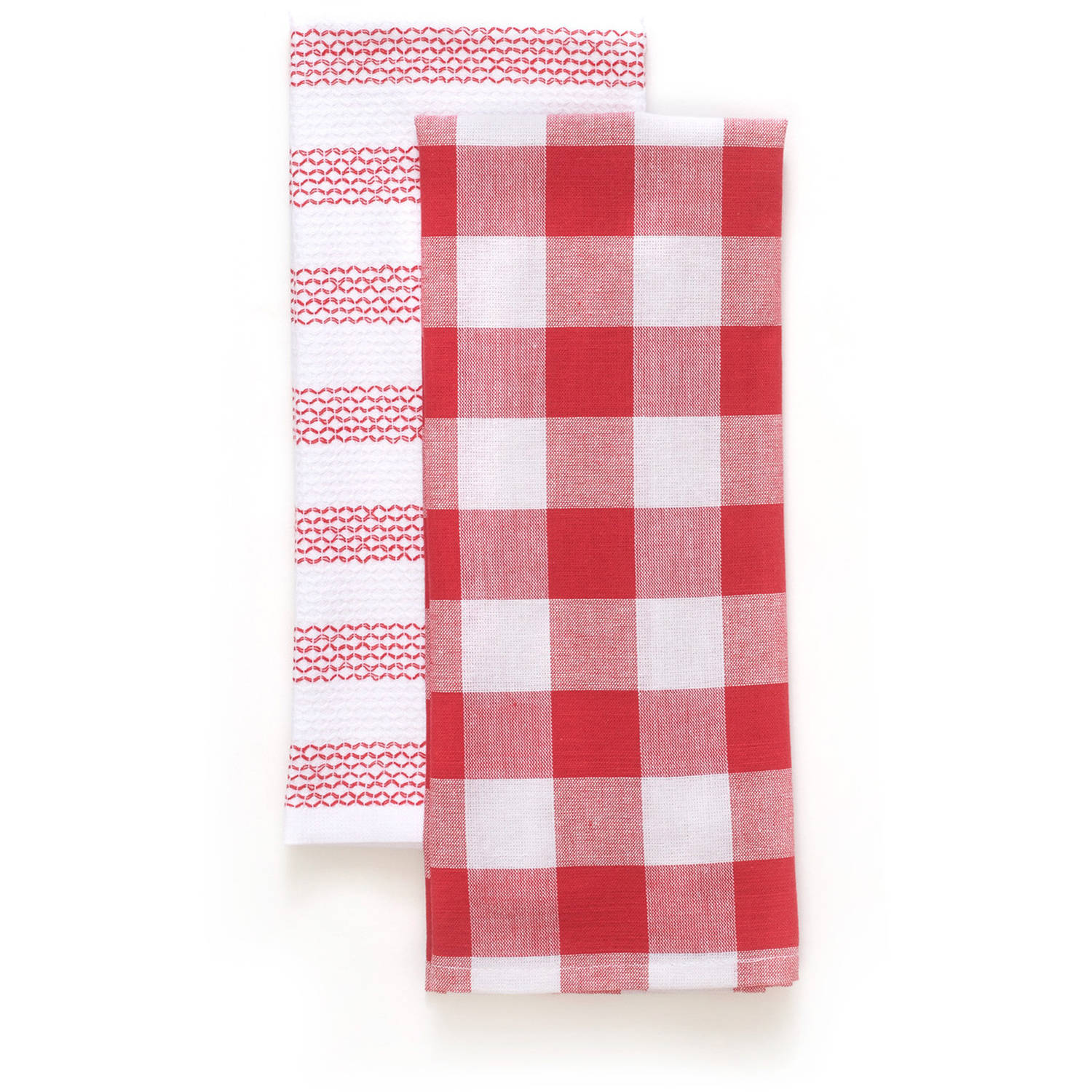 The Pioneer Woman Honeycomb 2-Pack Kitchen Towel