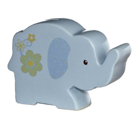 Aurora - Ceramic Money Bank - Blue