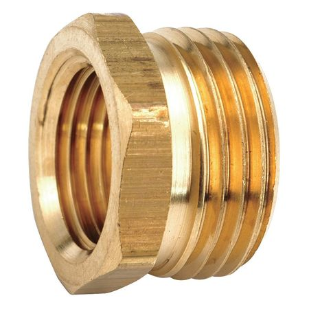 ANDERSON METALS 707480-1212 Male Adapter, Low Lead Brass, 500 psi