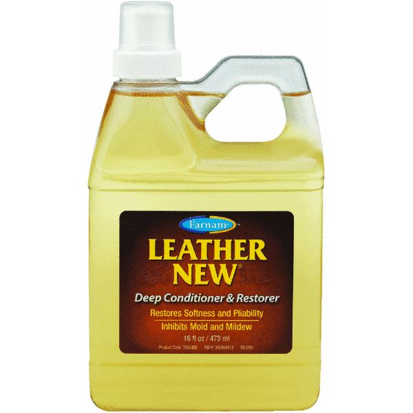 Leather New Leather Care