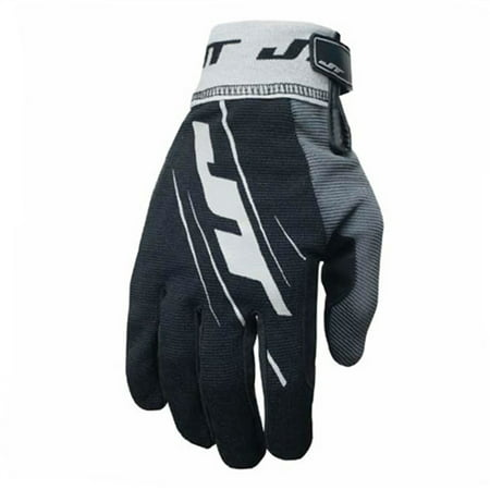 09 Paintball Gloves (JT Tournament Paintball Gloves - Black - Large )