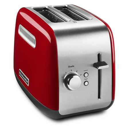 KitchenAid ® 2-Slice Toaster with manual lift lever, Empire Red (KSM1JA)