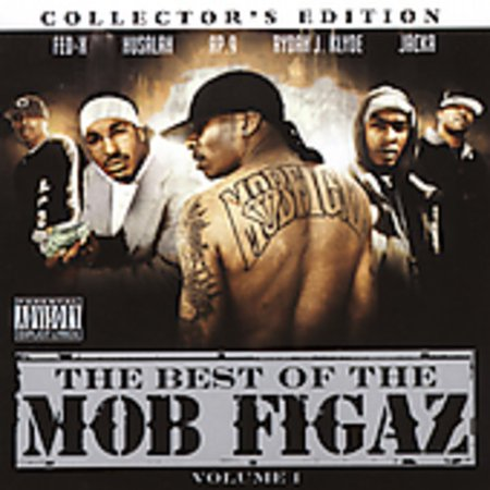 Mac Dre Presents: The Best Of Mob Figaz, Vol. 1 (CD)