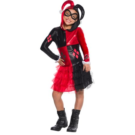 DC SuperHero Supergirl Costume for Kids for $<!---->
