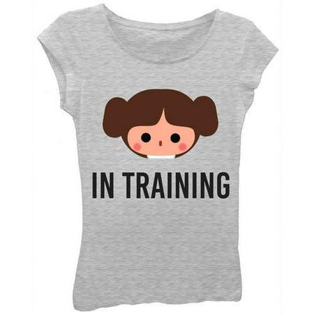 - Girls' Princess Leia Emoji