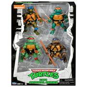 Teenage Mutant Ninja Turtles Nickelodeon 1988 Original Series Action FIgure 4-Pack