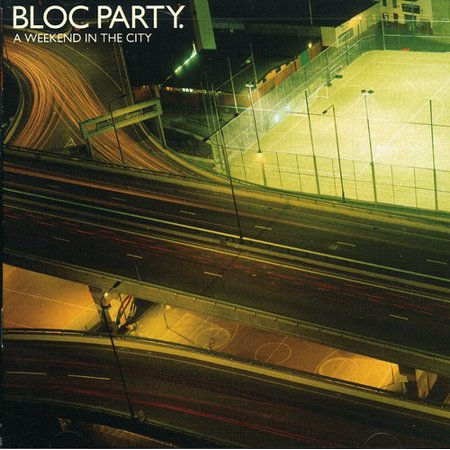 Bloc Party - Weekend in the City [CD] (Party City Disco)