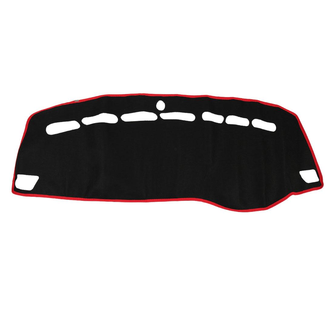 Car Inner Dashboard Cover Dash Mat Carpet Pad Protector for 2017 SGMW Baojun 730 - image 4 of 5