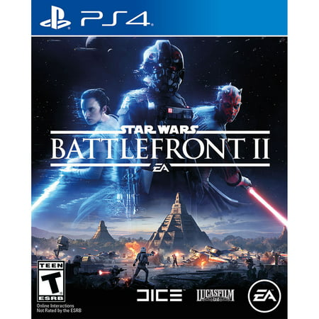Star Wars Battlefront 2, Electronic Arts, PlayStation 4, PRE-OWNED,