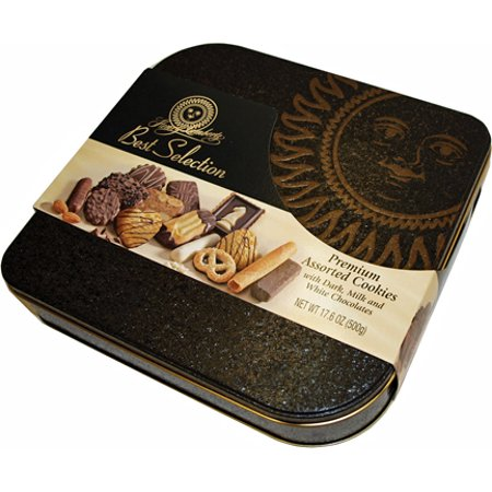 Henry Lambertz Best Selection - Black Gift Tin