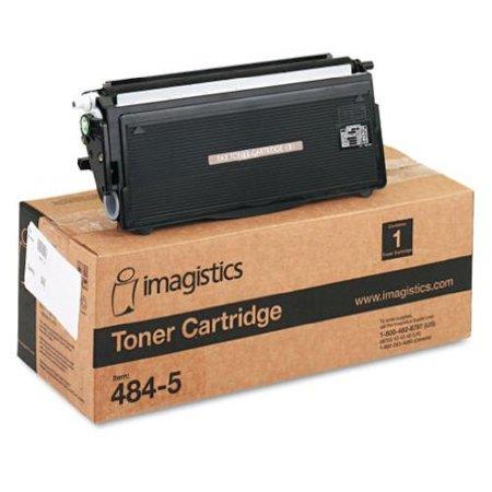 484-5 Toner for Imagistics IX2700 IX2701 FX2100 SX2100 MX2100 6,500 Page Yield, Dimensions - 5.25x6.00x14.50 By Pitney