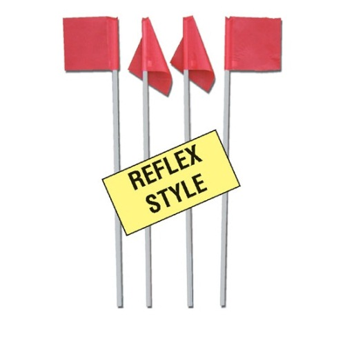 Soccer Corner Flags by Markers Inc - Reflex Style