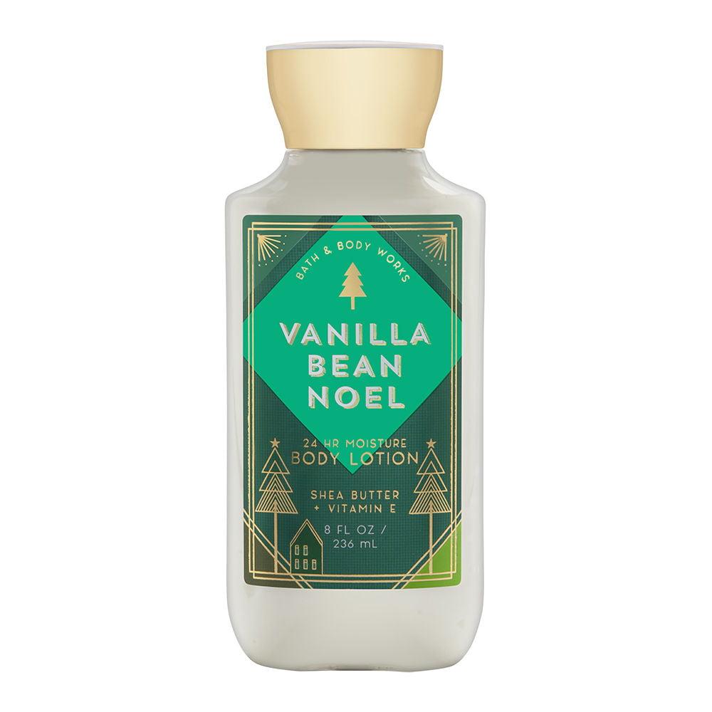 Bath & Body Works Vanilla Bean Noel 8.0 Oz 24 Hr Moisture Body Lotion by Bath & Body Works