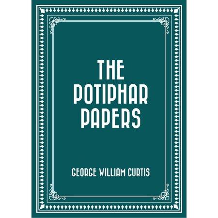 The Potiphar Papers - eBook