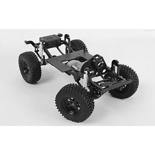 Trail Finder 2 Truck Short Wheelbase Chassi Kit