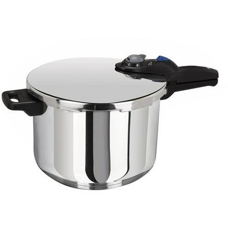 Amazon. Com: casa essentials 6-qt. Aluminum pressure cooker.