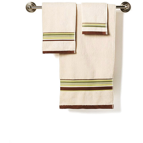 Hometrends Galerie 3 Piece Towel Set