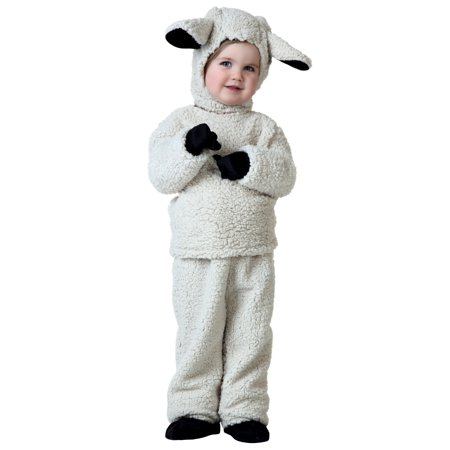 Toddler Sheep Costume - Girls Sheep Costume
