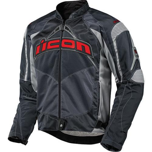 Icon Contra Mens Textile Jacket Slate