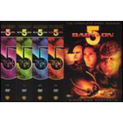 Babylon 5 Collection: Seasons 1-4