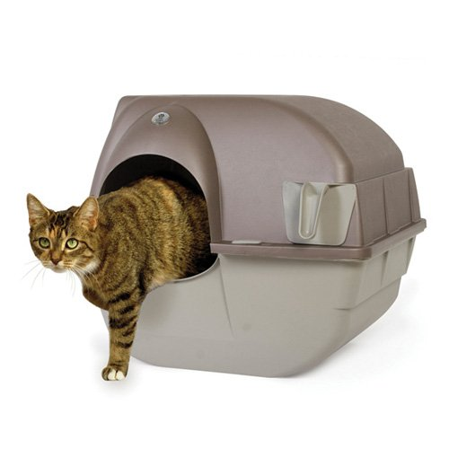 Omega Paw Self Cleaning Litter Box Walmart Com