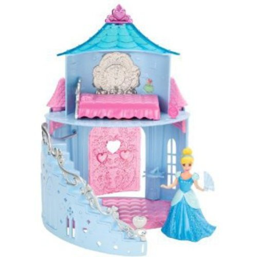 Disney Princess MagiClip Cinderella Play Set