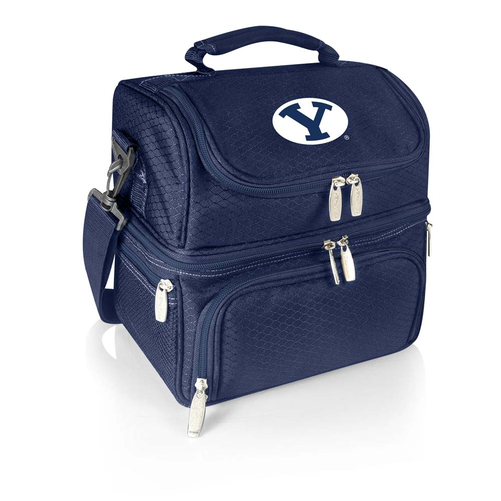 Brigham Young Pranzo Personal Cooler (Navy)