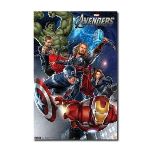 Avengers: Group