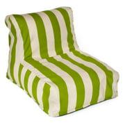 HRH Designs Indoor/Outdoor Beanbag Chair - Cabana