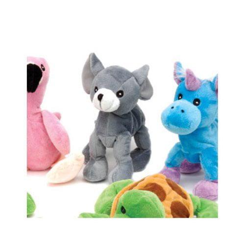 Plush Mouse Dog Toy