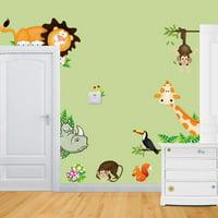 Nursery Wall Decals Art