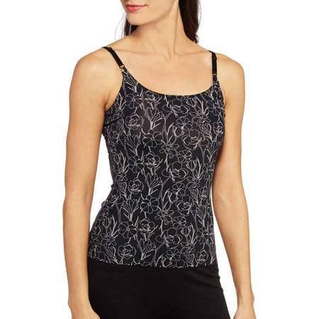 25a8378055187 Blissful Benefits by Warner s - Blissful Benefits by Warner s Shaping Cami  - Walmart.com