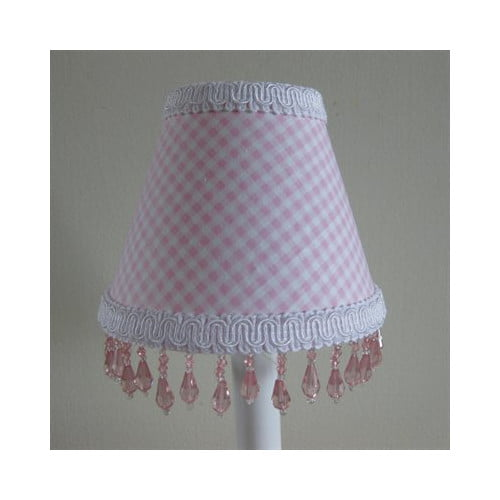 Silly Bear Lighting Pink and Precious Table Lampshade by Silly Bear Lighting