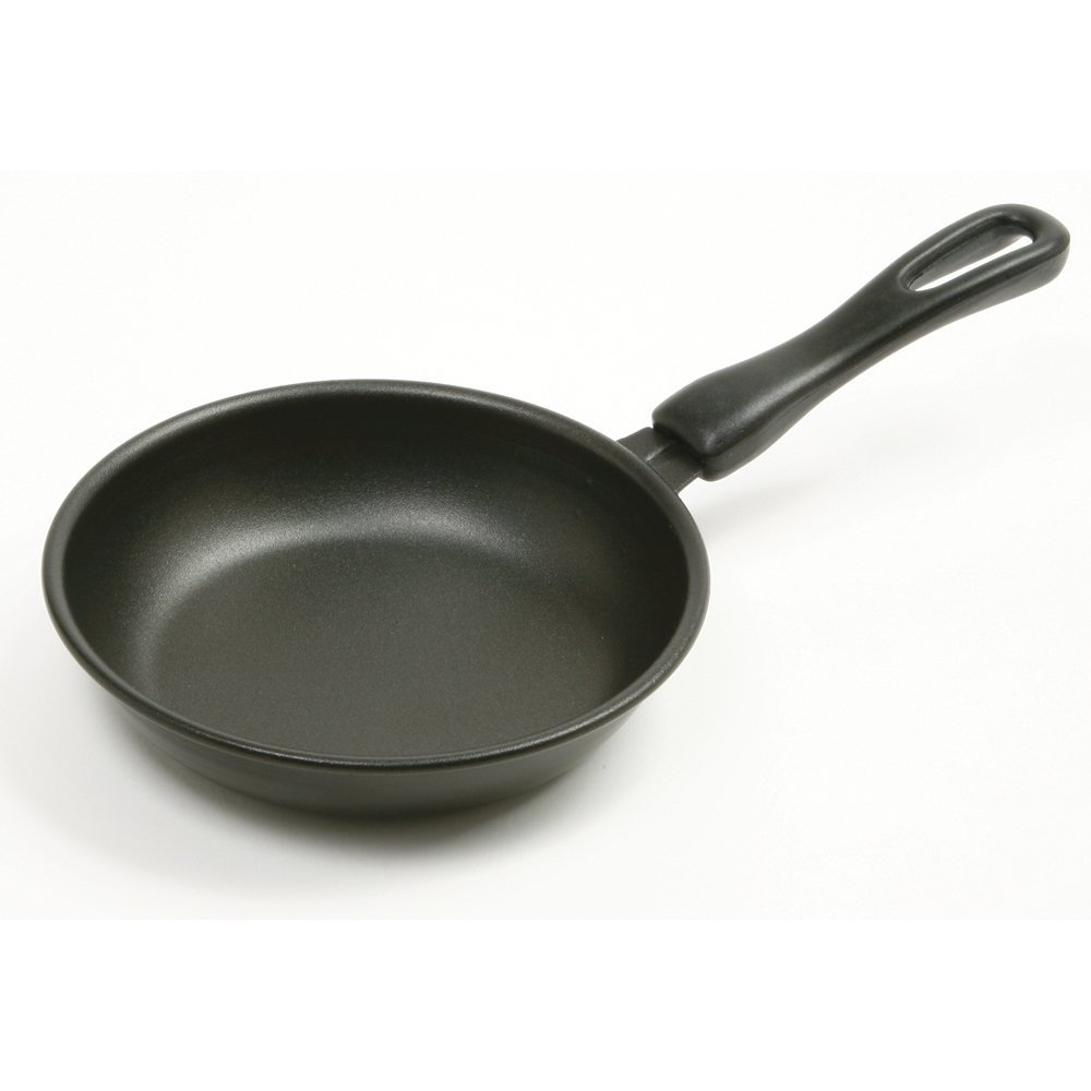 Norpro Non Stick Mini Frying Pan Skillet 6 Inches New High Quality Carbon Steel
